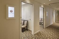 ご親族やお客様の控室としてゆったりとした室内