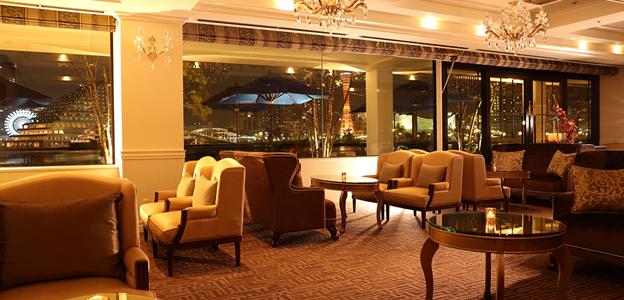 よく2次会として利用される夜景が綺麗なラウンジ&テラス ル・オーシャン