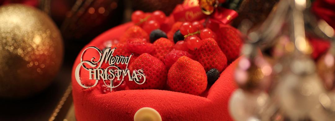 【X'mas特別フェア】特別デザートも試食☆嬉しい限定特典&プレゼント付♪