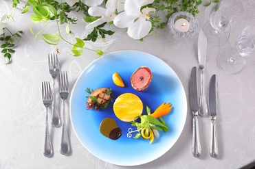 【土曜限定特典☆さらにVIP温泉チケット】メイン料理テイスティングフェア
