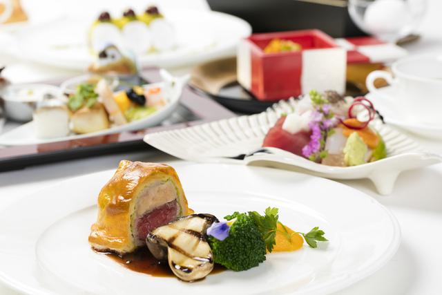 《組数限定☆特選牛フィレ肉×ハート型デザート試食》フェア