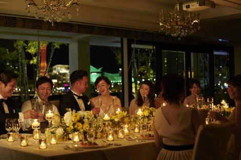 【GW限定8大特典付】2万円コースメイン料理試食×オーシャンビューチャペルご案内フェア